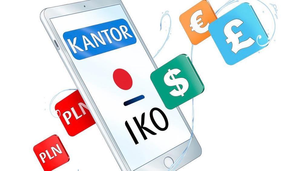 W PKO BP płatność Blikiemiem w kantorze internetowym