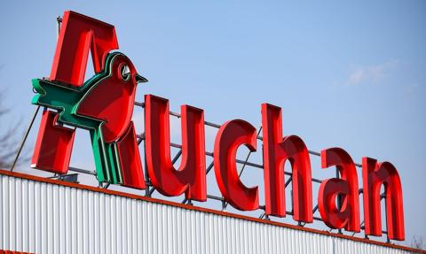 Glovo dostarczy zakupy z Auchan pod drzwi
