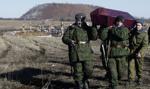 NGO: na wschodzie Ukrainy zginęło ok. 1000 Rosjan, w tym żołnierze