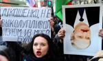 """""""Placek ziemniaczany"""" wygrał z """"traktorem"""" w alternatywnych wyborach na Białorusi"""