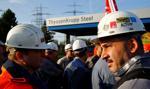 Niemcy: Tysiące ludzi demonstrowały przeciwko fuzji hut Thyssenkrupp i Tata