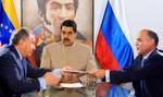 Rosyjski koncern Rosnieft dostał pozwolenie na wydobycie ropy w Wenezueli