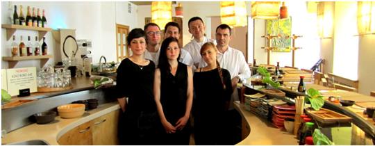 firma od kuchni: sushi bar
