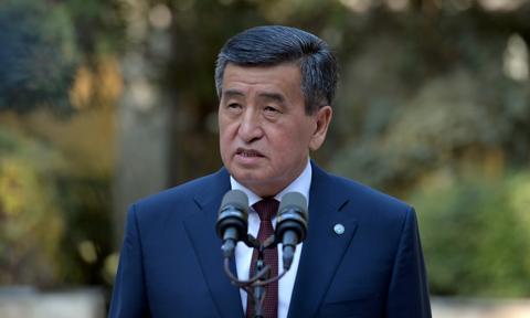 W Kirgistaie trwa referendum, które ma zwiększyć władzę prezydenta