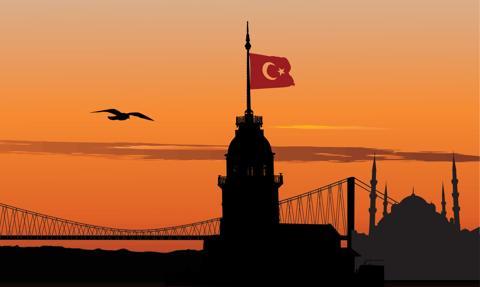 Turcja zaatakuje Kurdów przy granicy syryjskiej