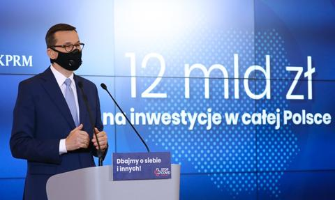 Polska przyhamowała kreację długu i pieniądza