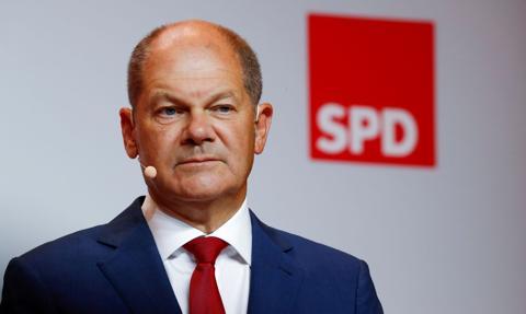 Niemiecki minister finansów Olaf Scholz będzie kandydatem SPD na kanclerza