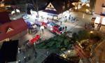 W Zakopanem choinka przewróciła się na turystów. Są ranni