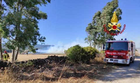 Gigantyczne pożary na Sardynii. 20 tysięcy hektarów spalonych lasów
