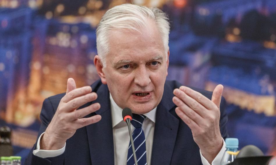 """Gowin: Przyspieszenie drożyzny będzie konsekwencją """"Polskiego ładu"""""""