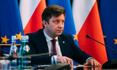 Dworczyk: Premier zobowiązał spółki Skarbu Państwa do budowy szpitali tymczasowych