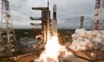 Indie wystrzeliły sondę na Księżyc