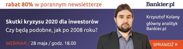 Zapisz się na webinar Bankier.pl »