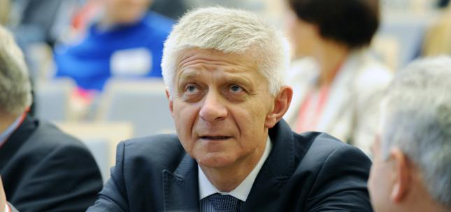 Marek Belka, prezes NBP