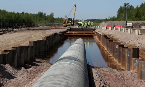 Ekspert: Administracja Bidena niechętna dodatkowym sankcjom na Nord Stream 2
