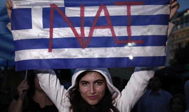 Grecja: Zakończyło się głosowanie w referendum ws. pomocy międzynarodowej