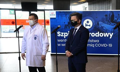 Dyrektor Centralnego Szpitala Klinicznego MSWiA w Warszawie zarobi więcej? Jest projekt