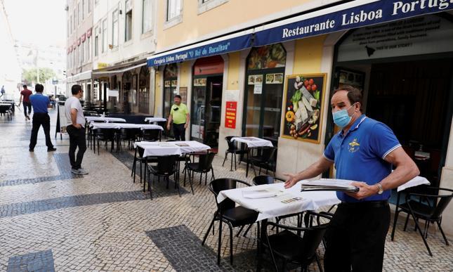 Firmy w Portugalii dostały prawie 3,6 mld euro pomocy rządowej