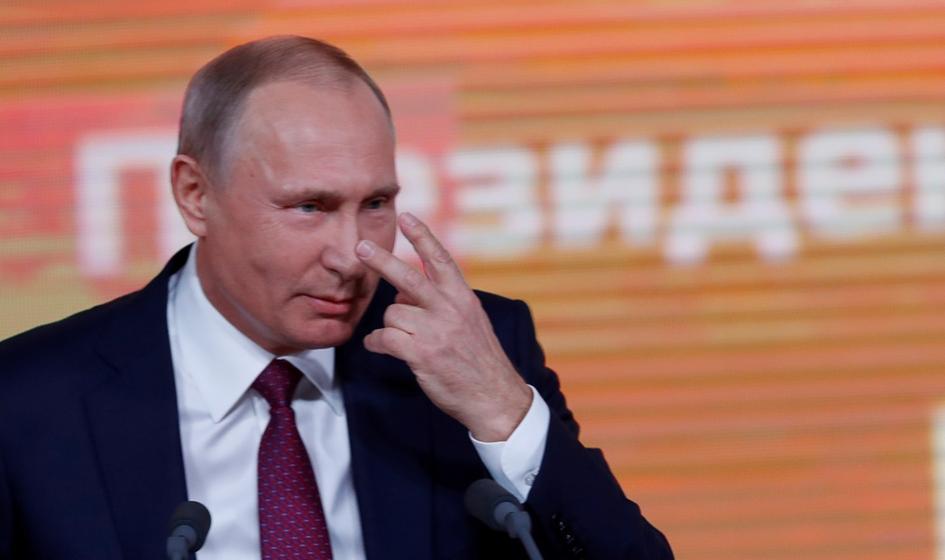 Sankcje USA uderzyły w Rosję. Giełda i rubel w dół
