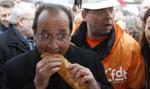 """Francja: stopa bezrobocia w dół. """"Wojna Hollande'a"""" trwa"""