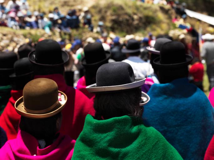 emigracja boliwia