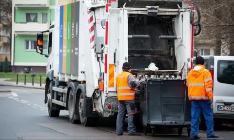 Ministerstwo Klimatu chce wprowadzić maksymalne stawki za wywóz śmieci