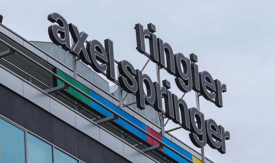 Jest wniosek o egzekucję komorniczą wobec koncernu Ringier Axel Springer