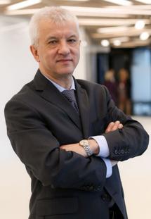 Prezes Trakcji Jarosław Tomaszewski
