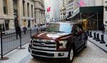 Po raz pierwszy silnik diesla w samochodach F-150 Forda