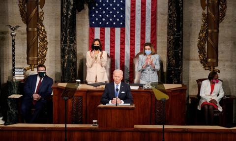 """Biden: Naszym działaniom przewodzić będzie jedna zasada: """"kupuj amerykańskie"""""""