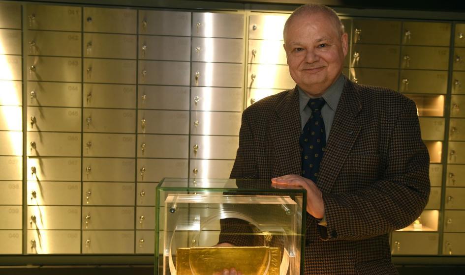 NBP: ok. 100 ton polskiego złota sprowadzono do kraju