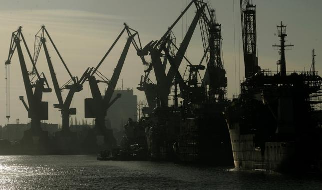 Polacy mogą wyremontować irańskie statki