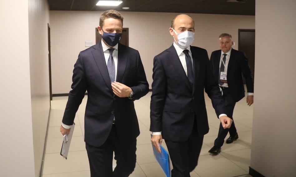 Trzaskowski: Jestem gotów kandydować na szefa PO