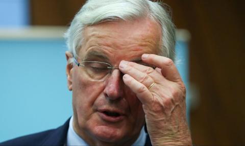 """Barnier: W rozmowach z Wielką Brytanią nadal """"zasadnicze rozbieżności"""""""