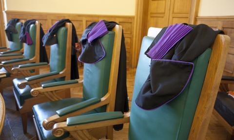 Sobolewski: Do dokończenia reformy sądownictwa potrzebne są dwie, trzy kadencje