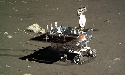 Chińska sonda Chang'e 5 wylądowała na Księżycu