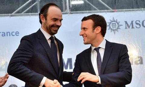 Premier Francji Edouard Philippe podał się do dymisji