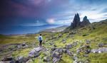 6 miesięcy w samotności na szkockiej wyspie Skye