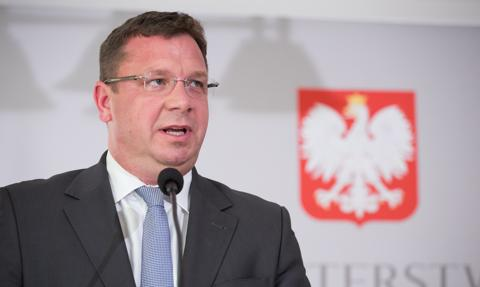 Michał Wójcik kandydatem Solidarnej Polski na ministra w KPRM