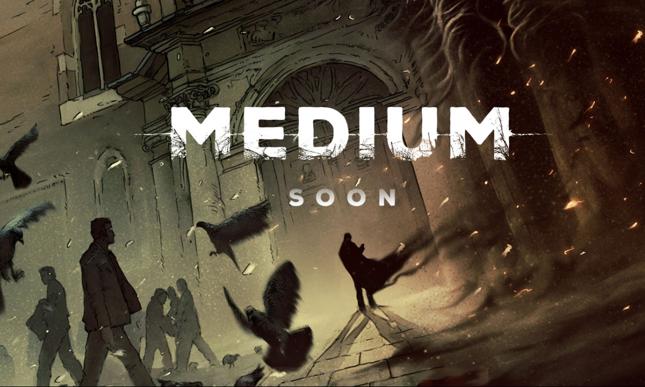 "Bloober: premiera ""Medium"" w IV kwartale 2020 roku"
