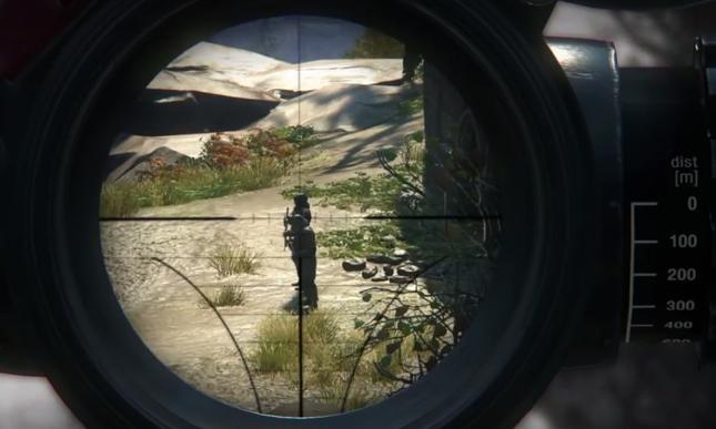 """Sniper"" to czołowa seria od CI Games"