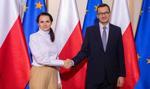 Premier Morawiecki: Białoruś musi być suwerenna