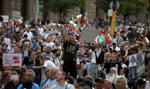 Niespokojnie w Bułgarii. Antyrządowe protesty w wielu miastach