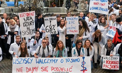 OZZL: Do Polski przyjadą najgorsi lekarze