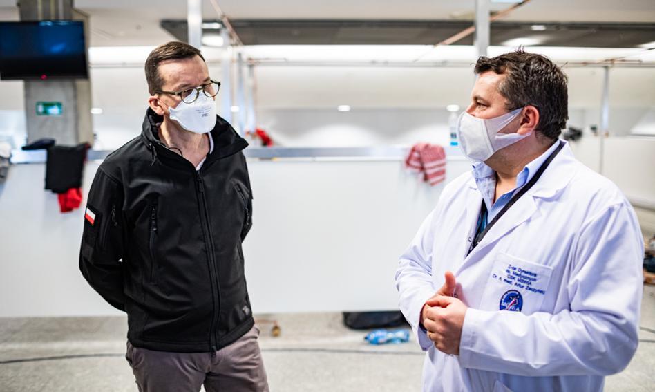 Szef szpitala narodowego: Nie mamy problemu z personelem