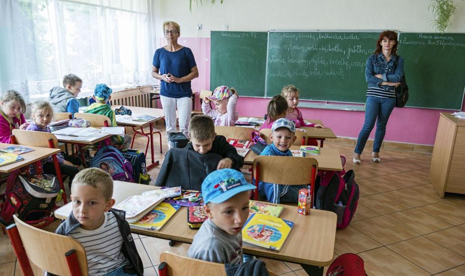 Sejm: 6-latki w przedszkolach od 2017 r. objęte subwencją oświatową