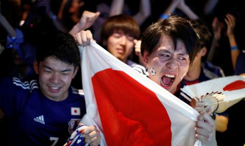 5 wykresów przed meczem Polska-Japonia