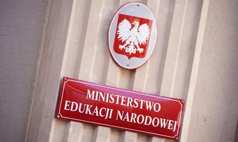 MEN odpowiada na list prezydenta Warszawy