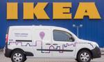 Ikea rusza z carsharingiem samochodów dostawczych
