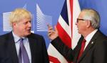Juncker w sprawie umowy o brexicie: najpierw Londyn, potem Bruksela i Strasburg